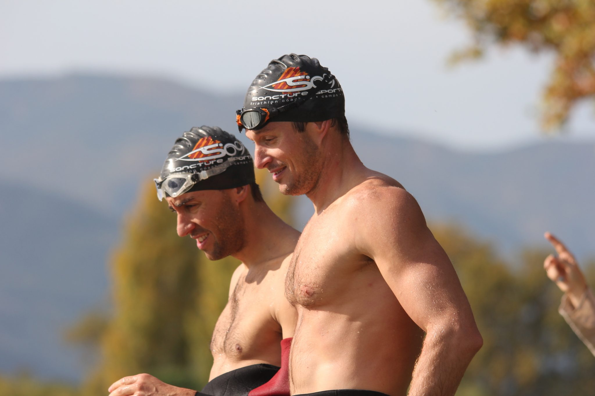 BEARMAN XTRI Race Manual Header