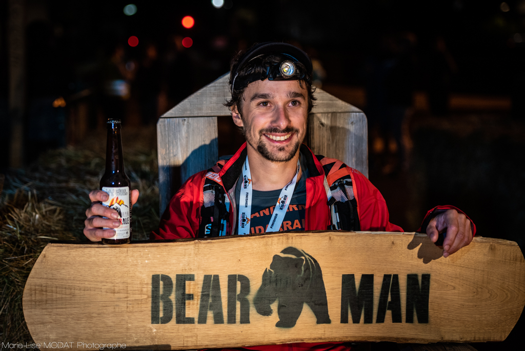 BEARMAN 2019 Finish